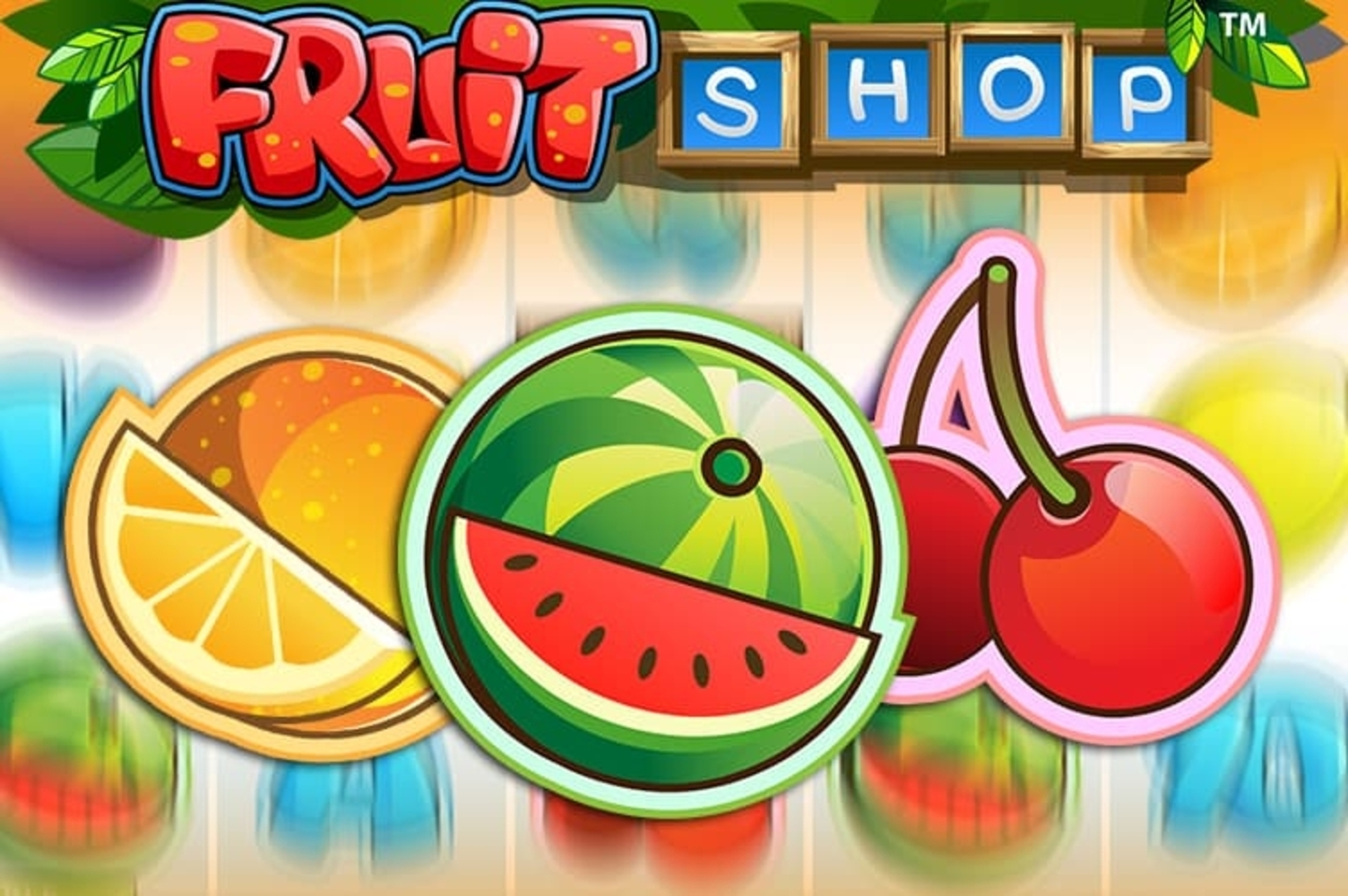 The Fruit Shop (NetEnt) Online Slot Demo Game by NetEnt