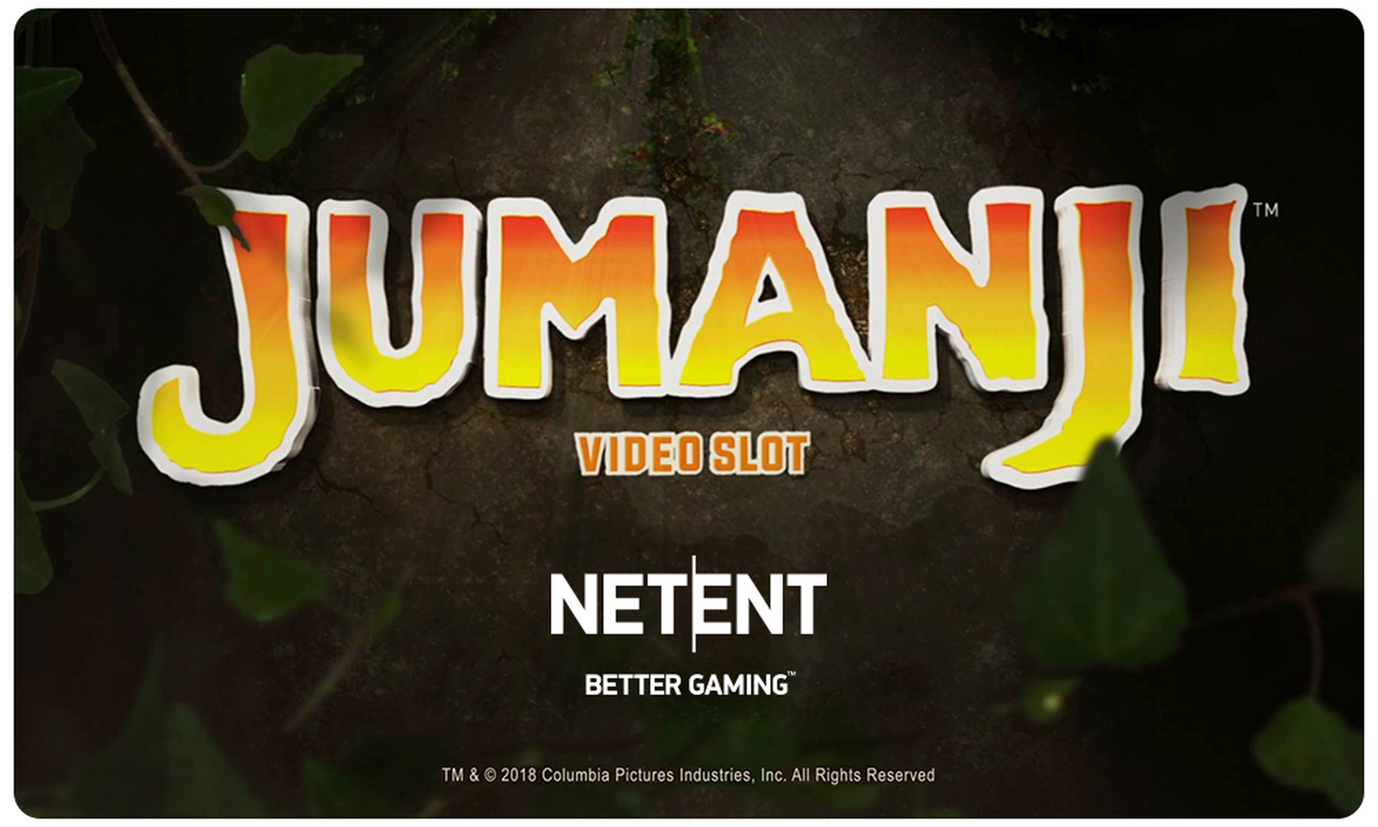 The Jumanji Online Slot Demo Game by NetEnt