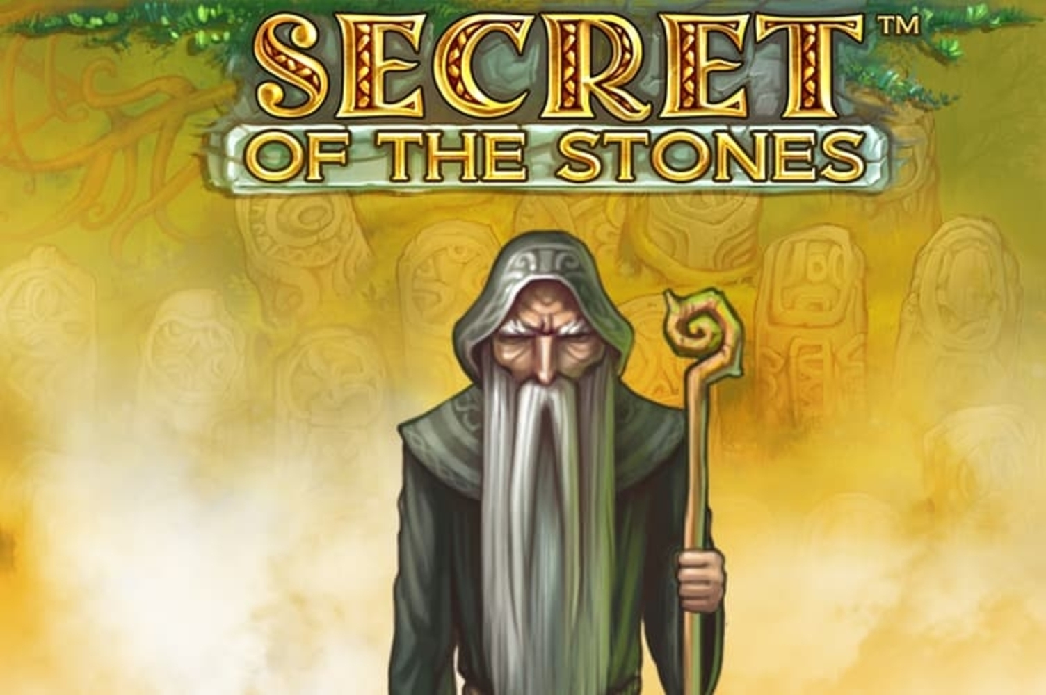 The Secret of the Stones Online Slot Demo Game by NetEnt