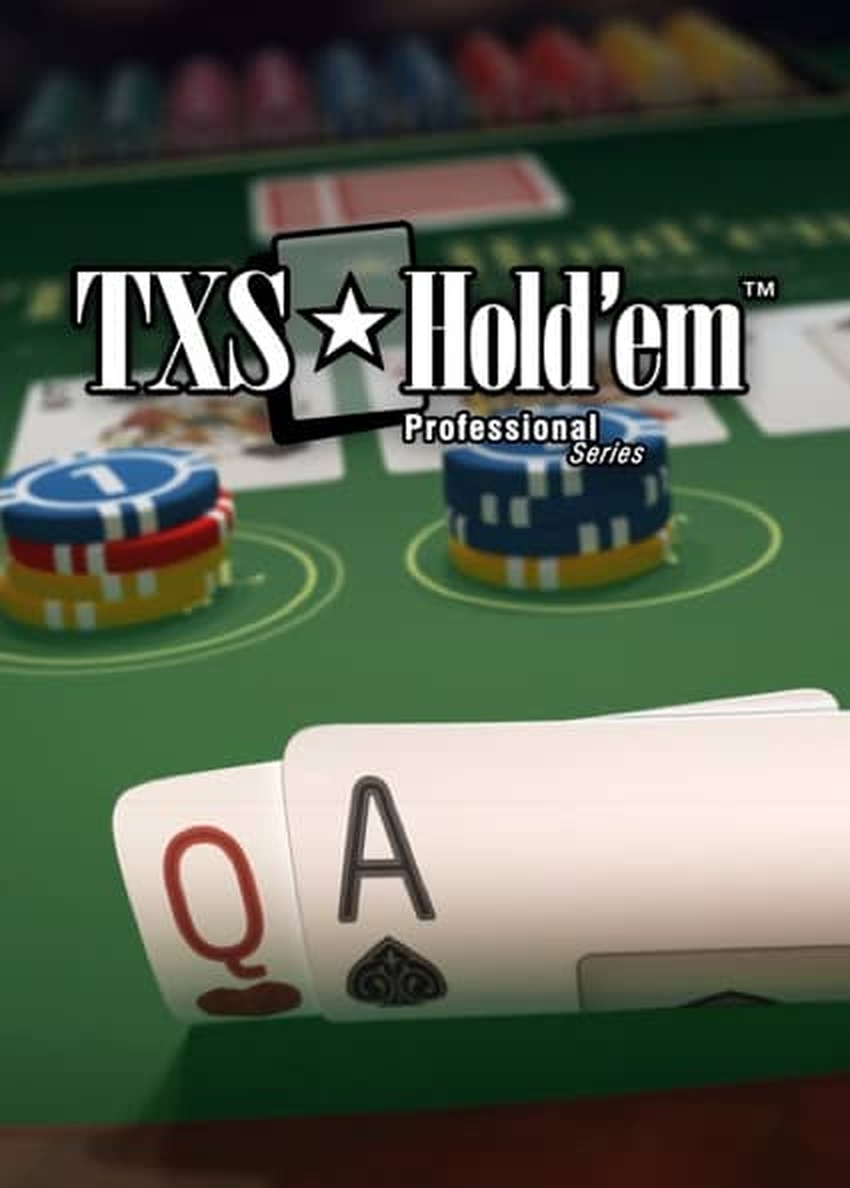 The Texas Holdem Professional Series Low Limit Online Slot Demo Game by NetEnt