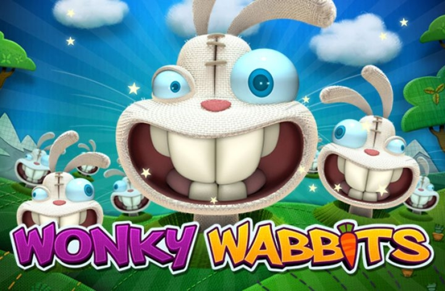 The Wonky Wabbits Online Slot Demo Game by NetEnt
