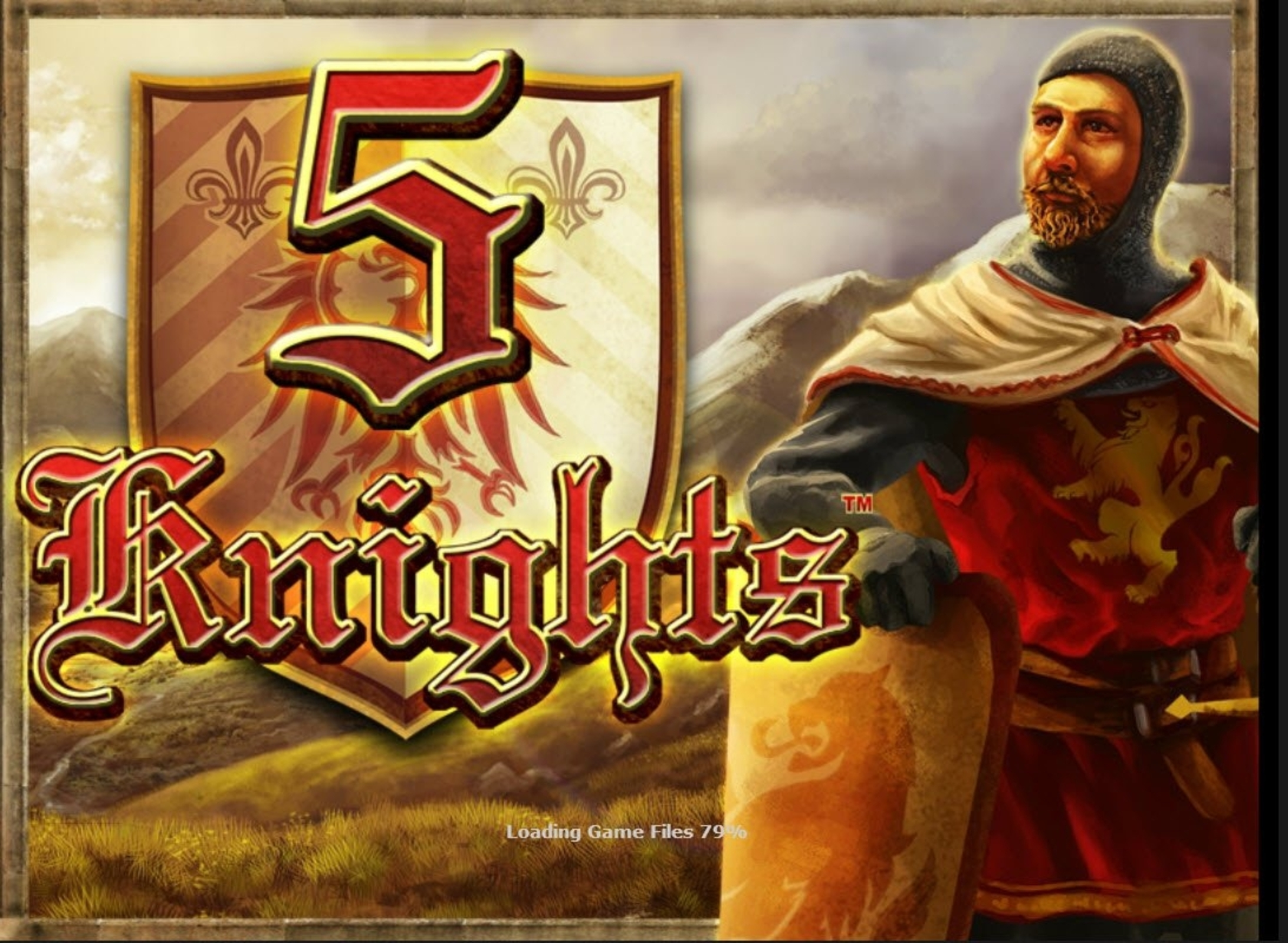 The 5 Knights Online Slot Demo Game by NextGen
