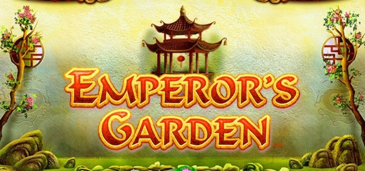 The Emperor's Garden Online Slot Demo Game by NextGen