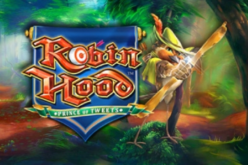 The Robin Hood - The Prince of Tweets Online Slot Demo Game by NextGen