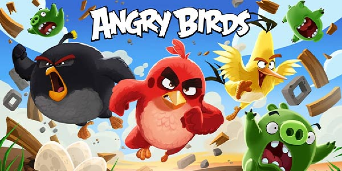 The Angry Birds Online Slot Demo Game by Novomatic