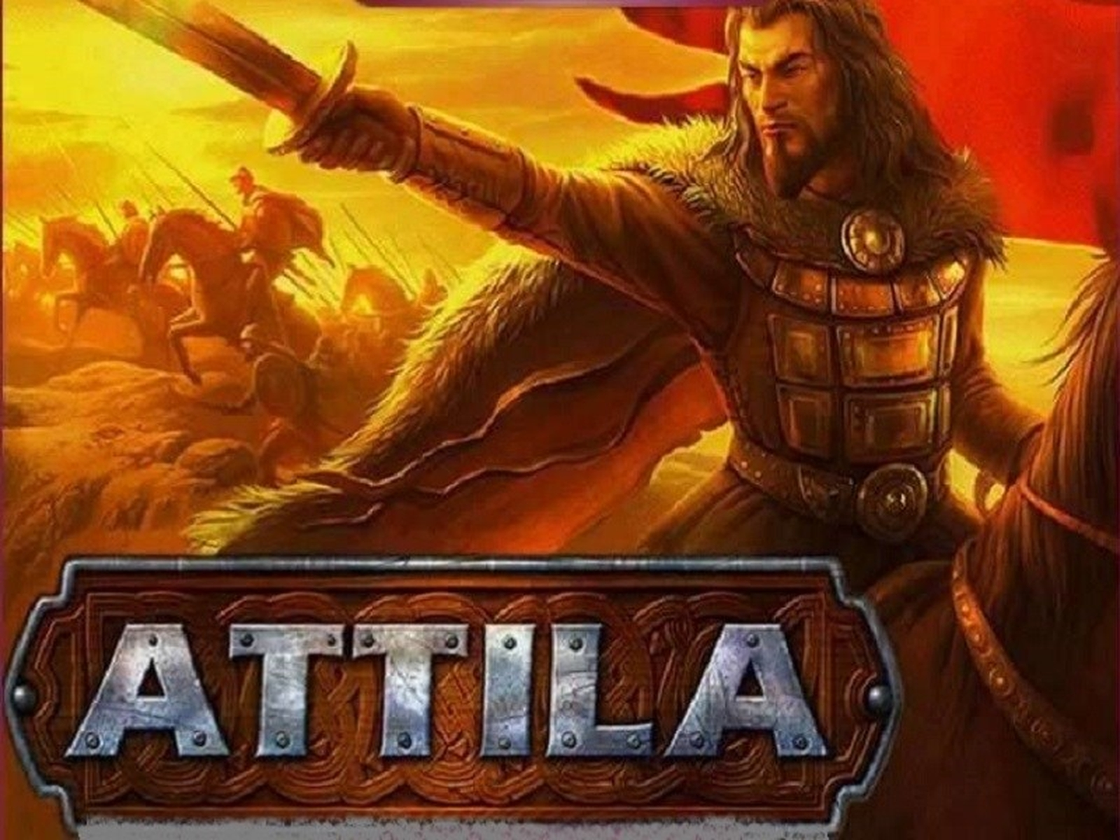 The Attila Online Slot Demo Game by Novomatic