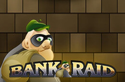 The Bank Raid Online Slot Demo Game by Novomatic
