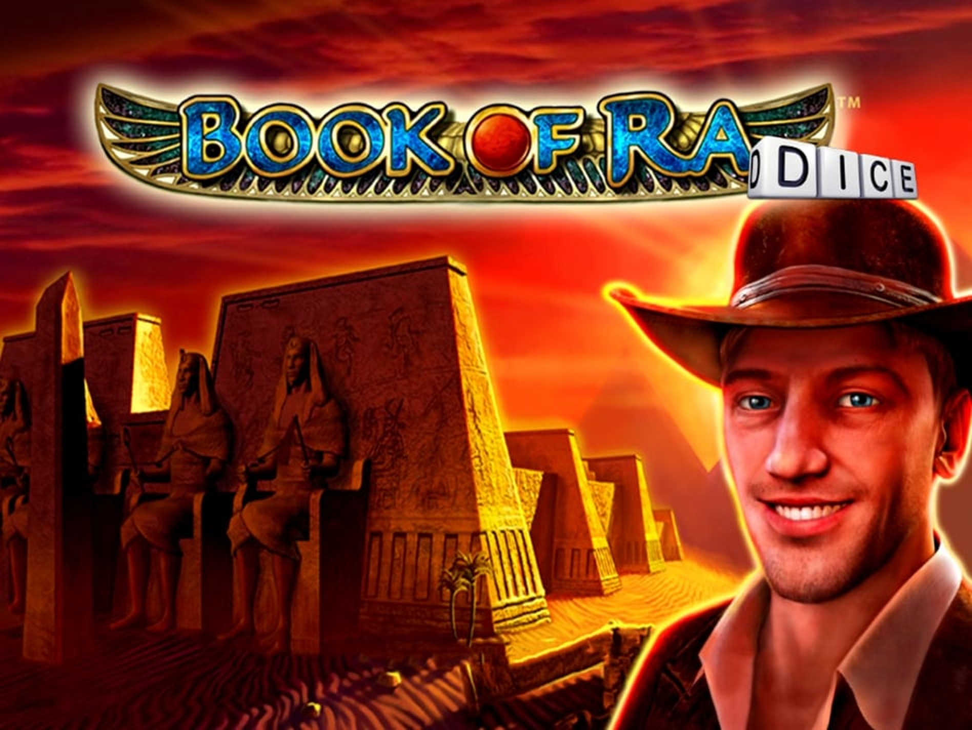 The Book of Ra Dice Online Slot Demo Game by Novomatic