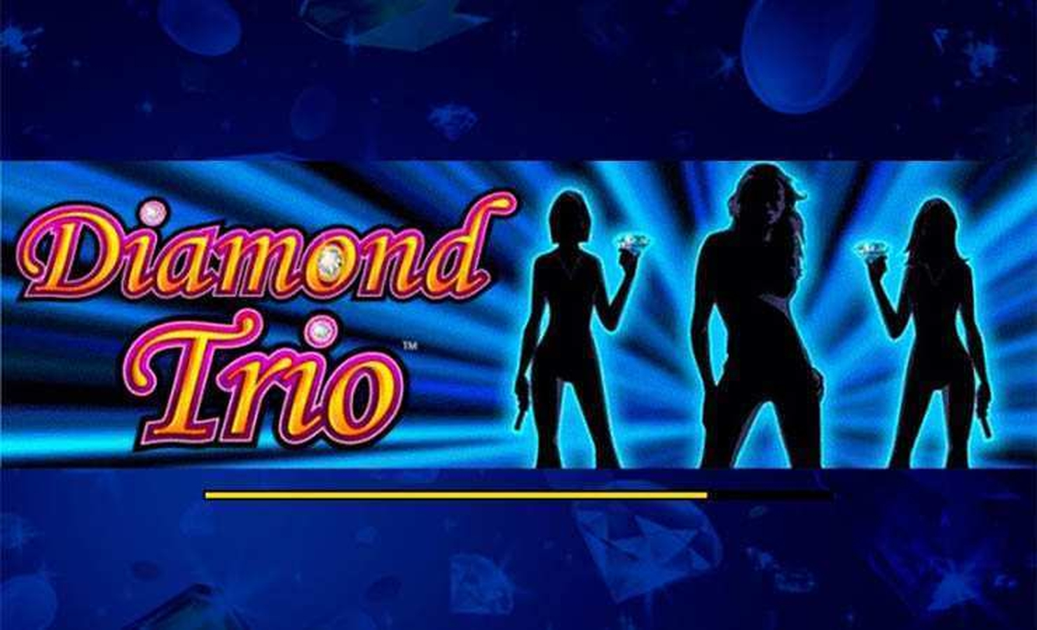 The Diamond Trio Online Slot Demo Game by Novomatic