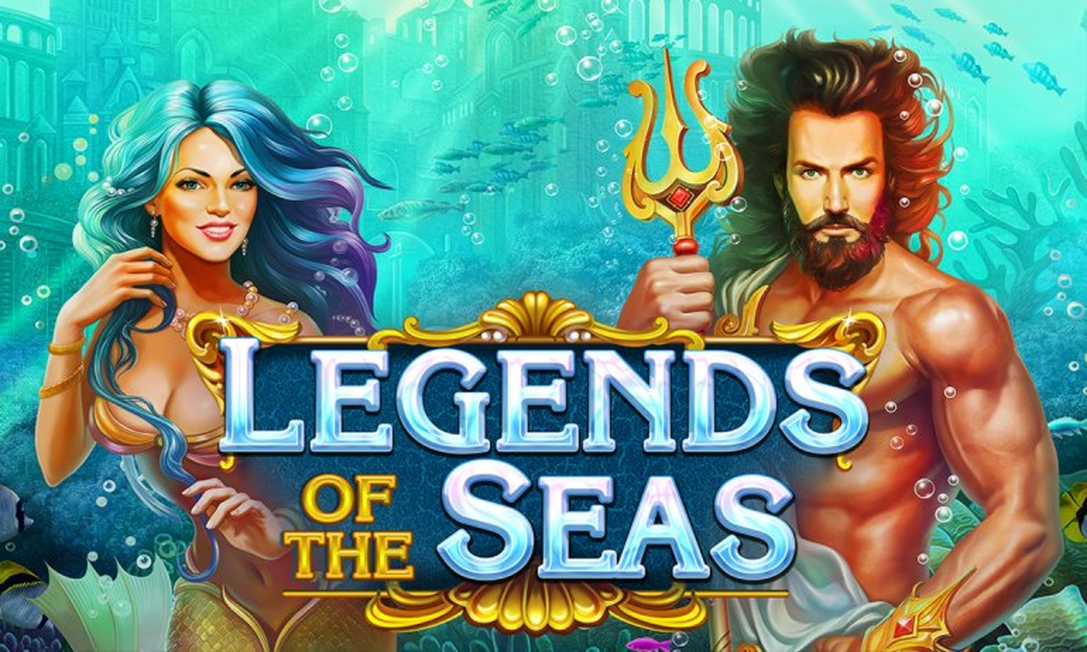 The Legends of the Seas (Novomatic) Online Slot Demo Game by Novomatic