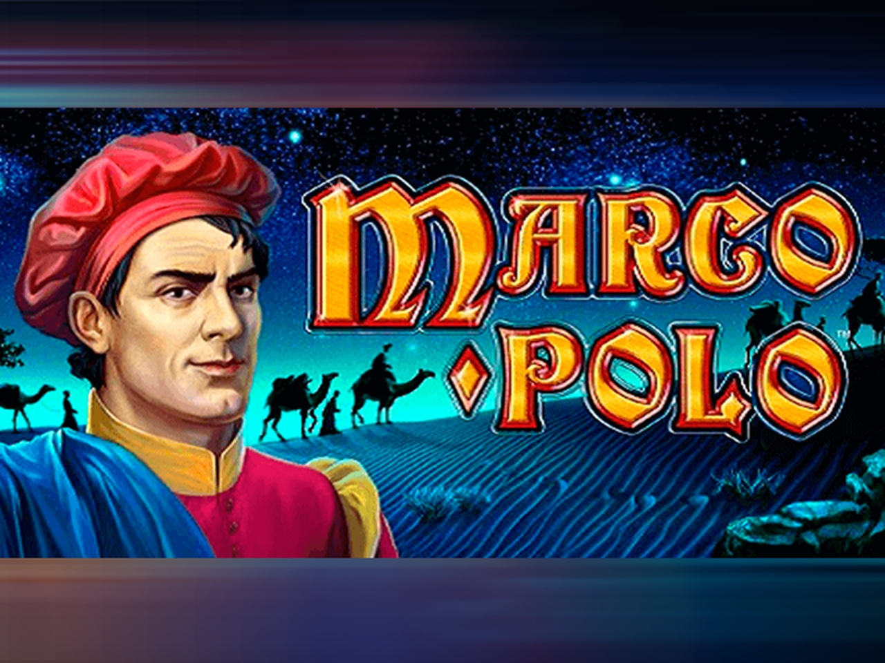 The Marco Polo (Novomatic) Online Slot Demo Game by Novomatic