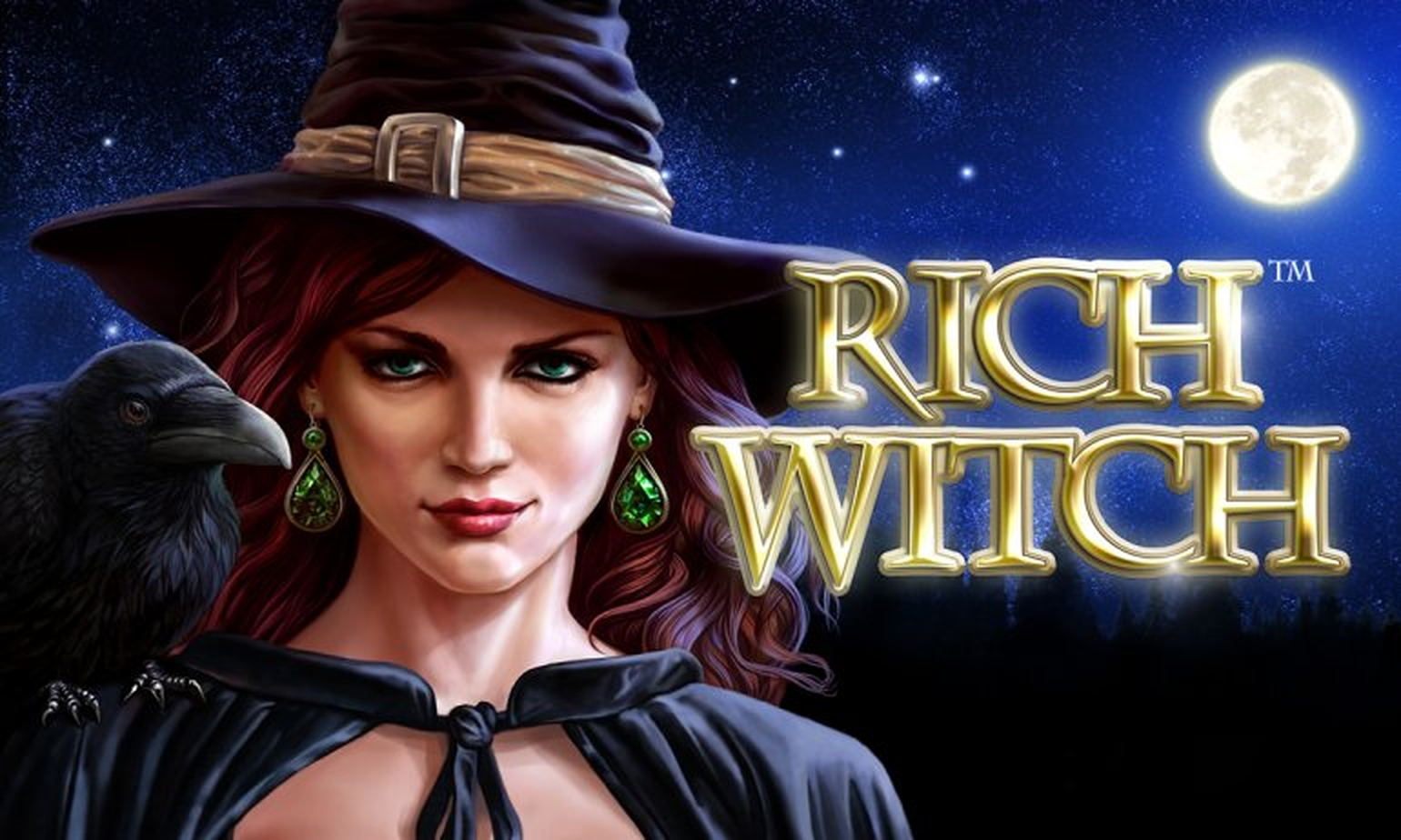The Rich Witch Deluxe Online Slot Demo Game by Novomatic