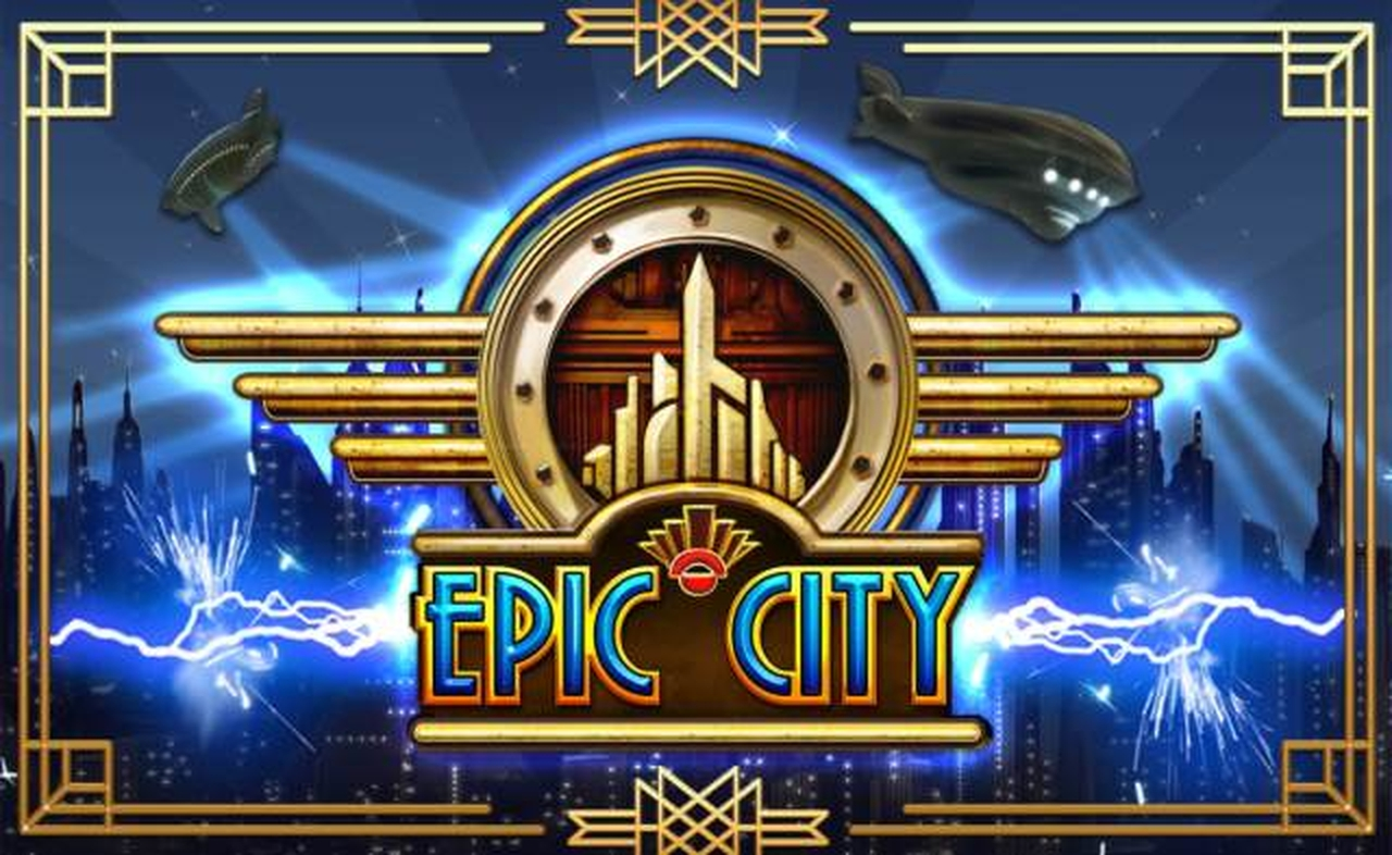The Epic City Online Slot Demo Game by Old Skool Studios