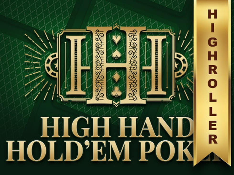 The High Roller Hold'em Poker (OneTouch) Online Slot Demo Game by OneTouch Games