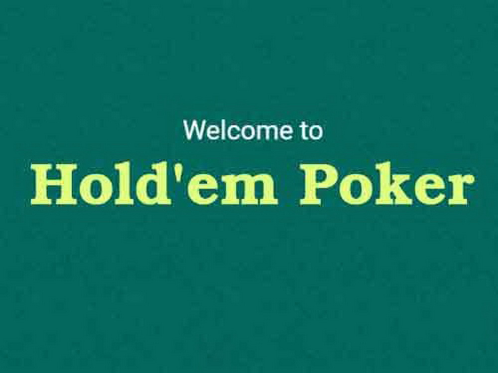 The Hold'em Poker (OneTouch) Online Slot Demo Game by OneTouch Games