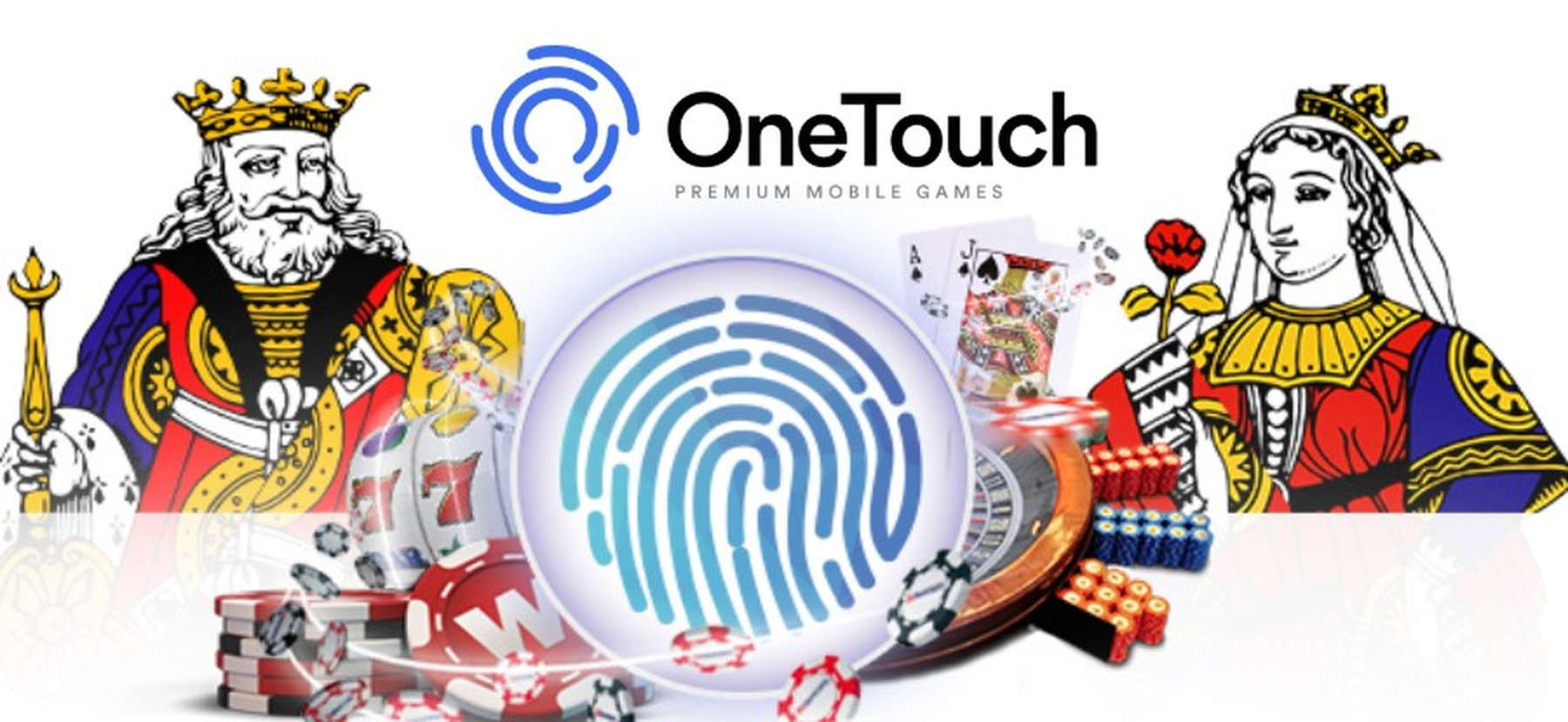 The Russian Poker (One Touch) Online Slot Demo Game by OneTouch Games