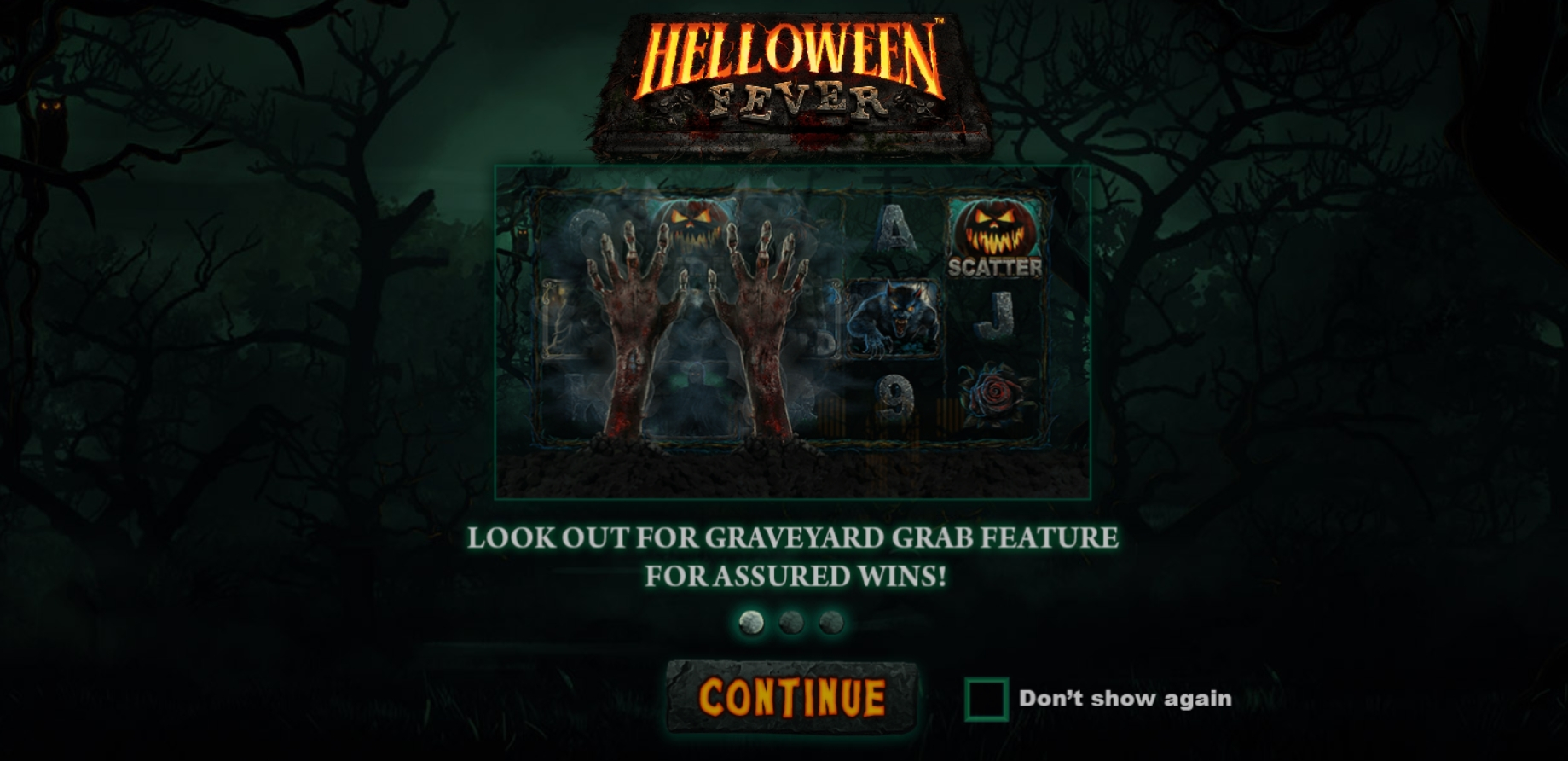 Play Helloween Fever Free Casino Slot Game by Plank Gaming