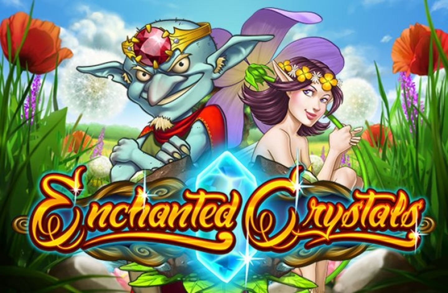 The Enchanted Crystals (Play'n Go) Online Slot Demo Game by Playn GO