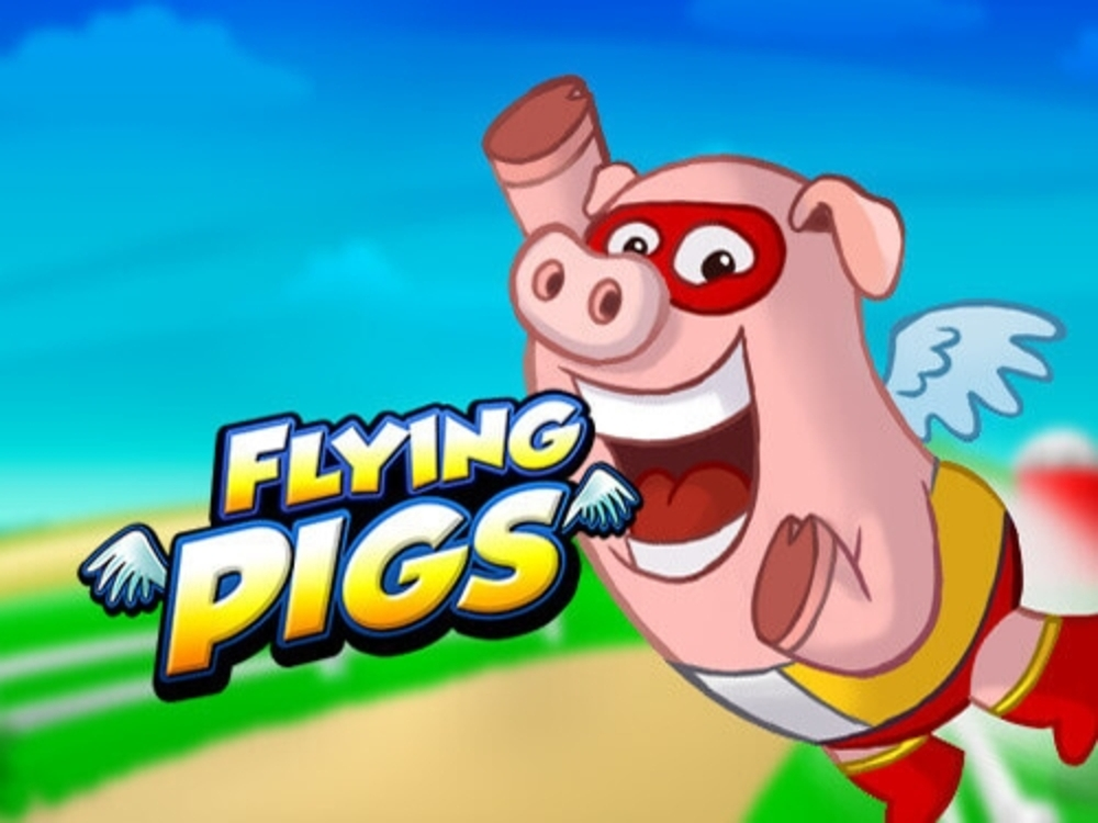The Flying Pigs Online Slot Demo Game by Playn GO