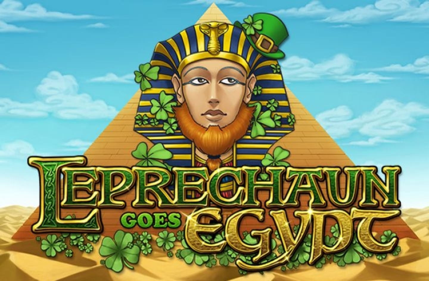The Leprechaun goes Egypt Online Slot Demo Game by Playn GO