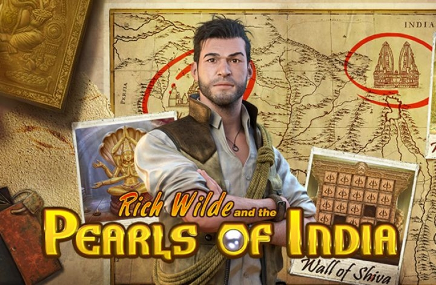 The Pearls of India Online Slot Demo Game by Playn GO