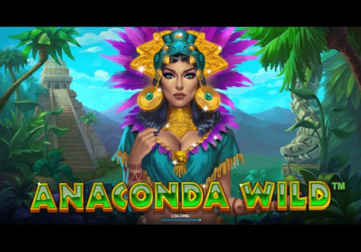 The Anaconda Wild Online Slot Demo Game by Playtech