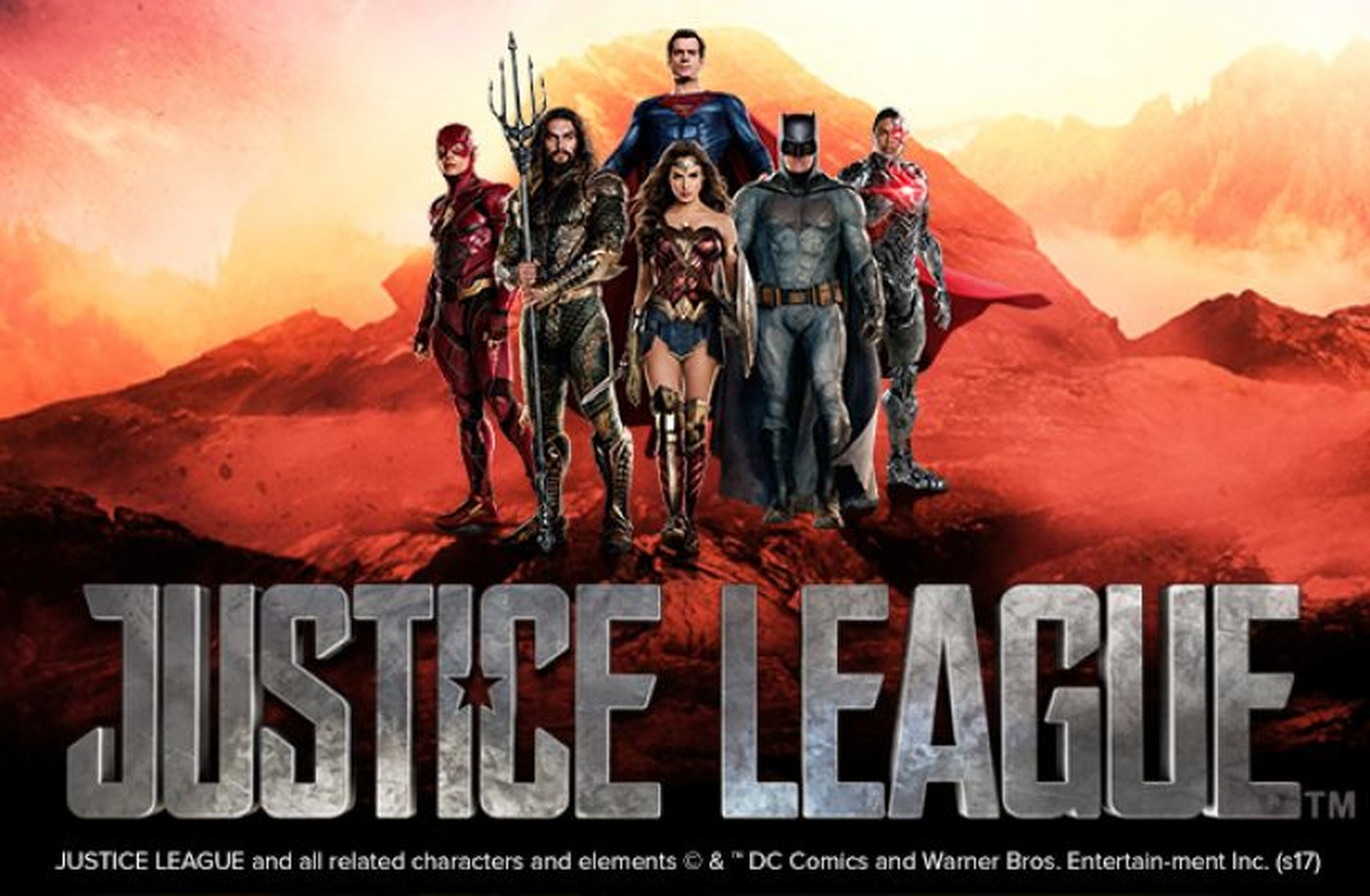 The Justice League (Playtech) Online Slot Demo Game by Playtech Vikings