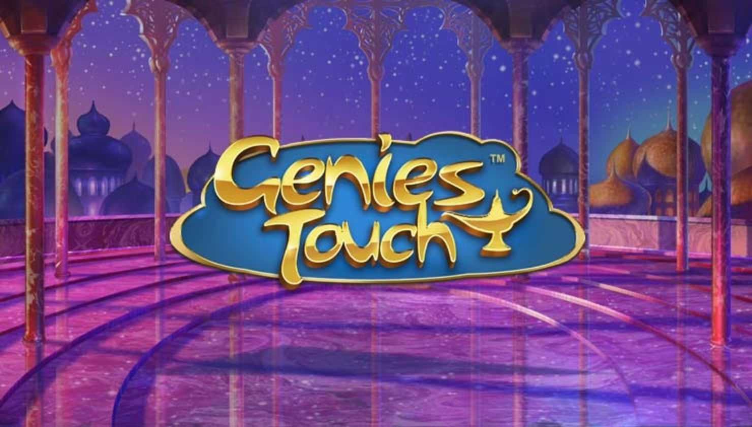 The Genies Touch Online Slot Demo Game by Quickspin