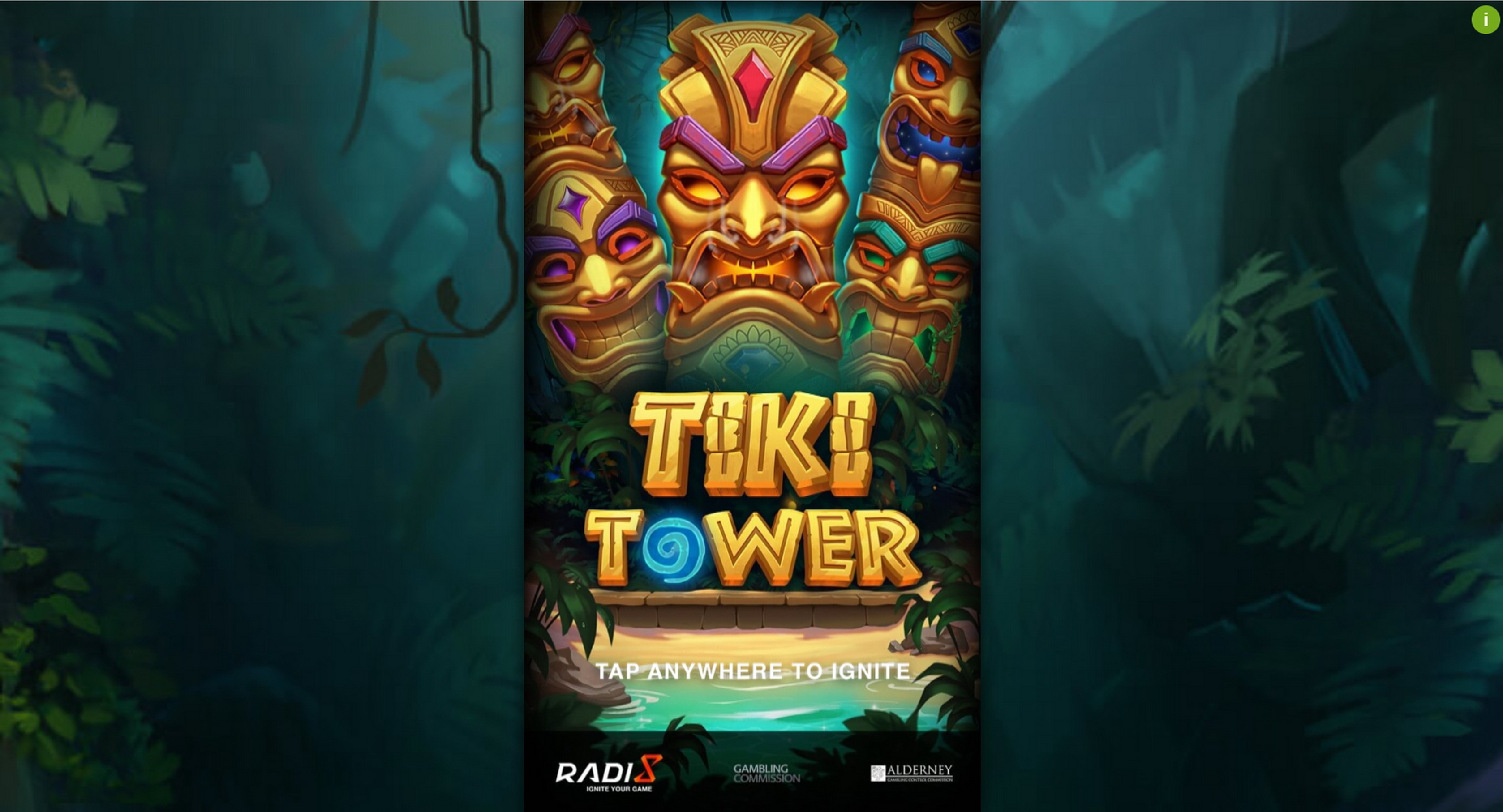 Play Tiki Tower Free Casino Slot Game by Radi8