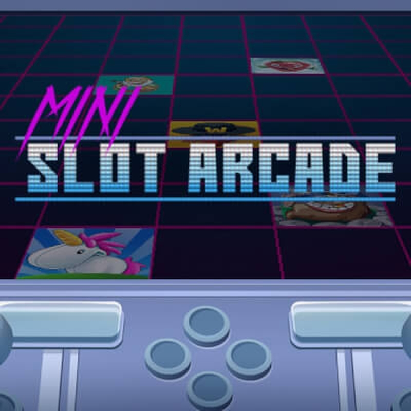 The Mini Slot Arcade Online Slot Demo Game by Relax Gaming