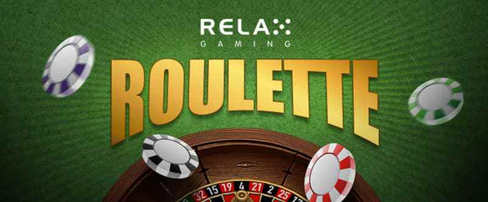 The Roulette (Relax Gaming) Online Slot Demo Game by Relax Gaming
