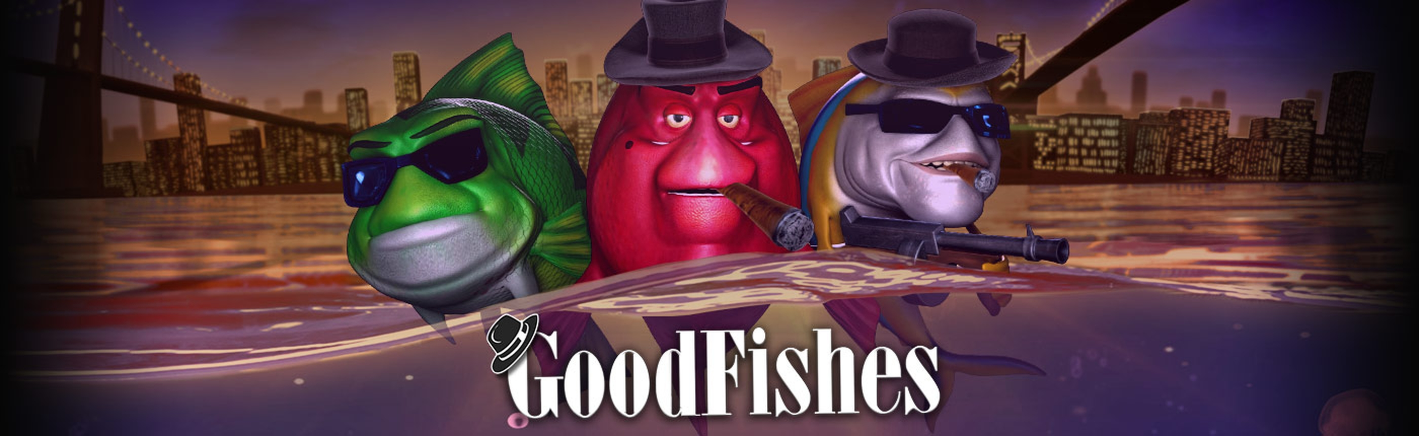 The GoodFishes Online Slot Demo Game by Revolver Gaming