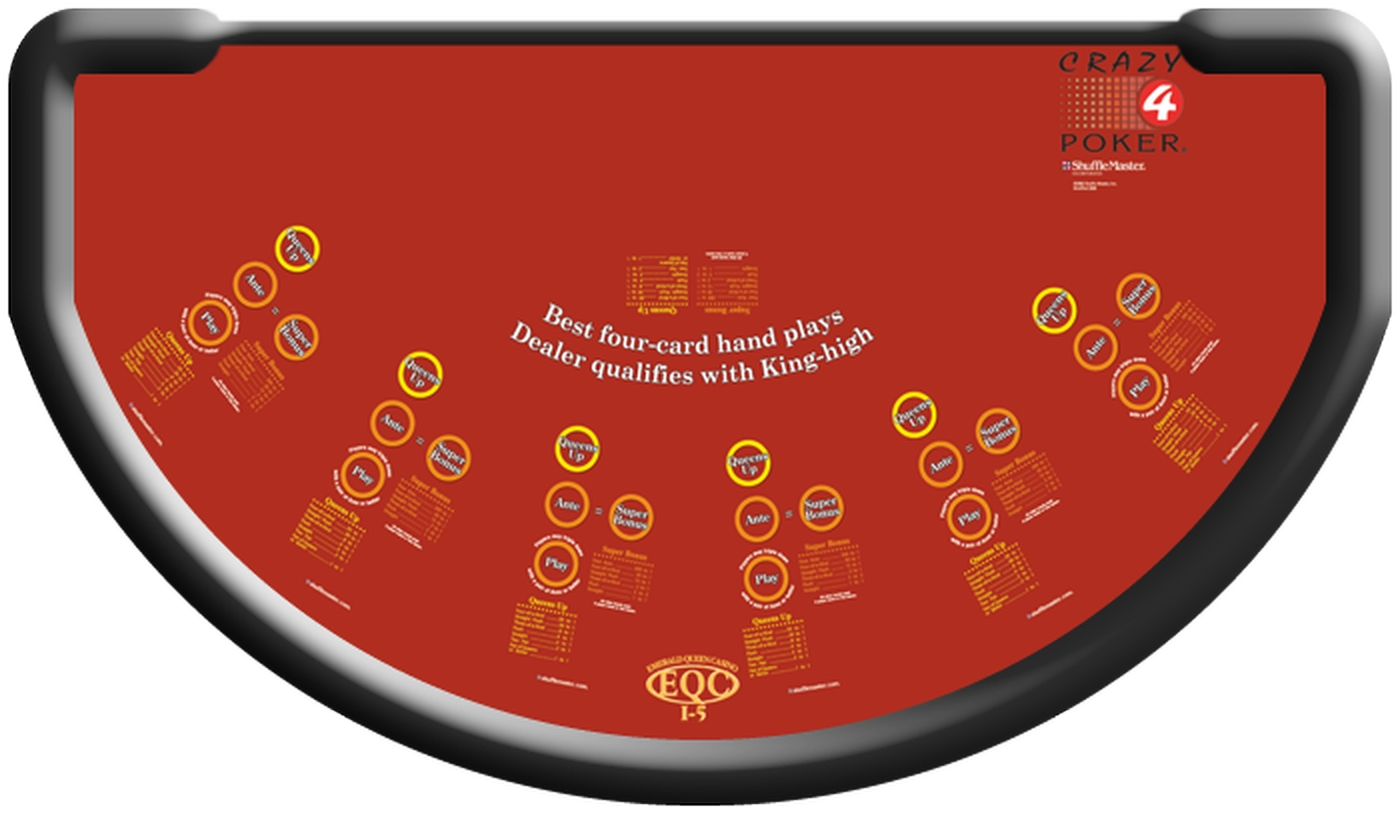 The Crazy 4 Poker (Shuffle Master) Online Slot Demo Game by Shuffle Master
