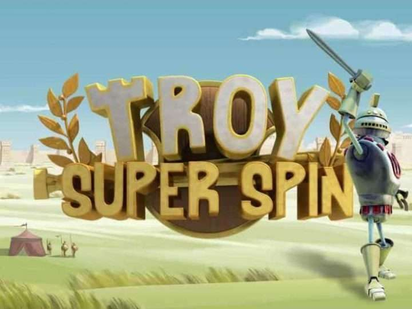 The Troy Super Spin Online Slot Demo Game by SkillOnNet