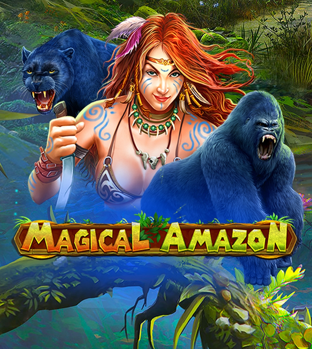 The Magical Amazon Online Slot Demo Game by Spinomenal