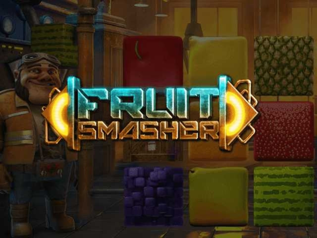 The Fruit Smasher Online Slot Demo Game by Stakelogic