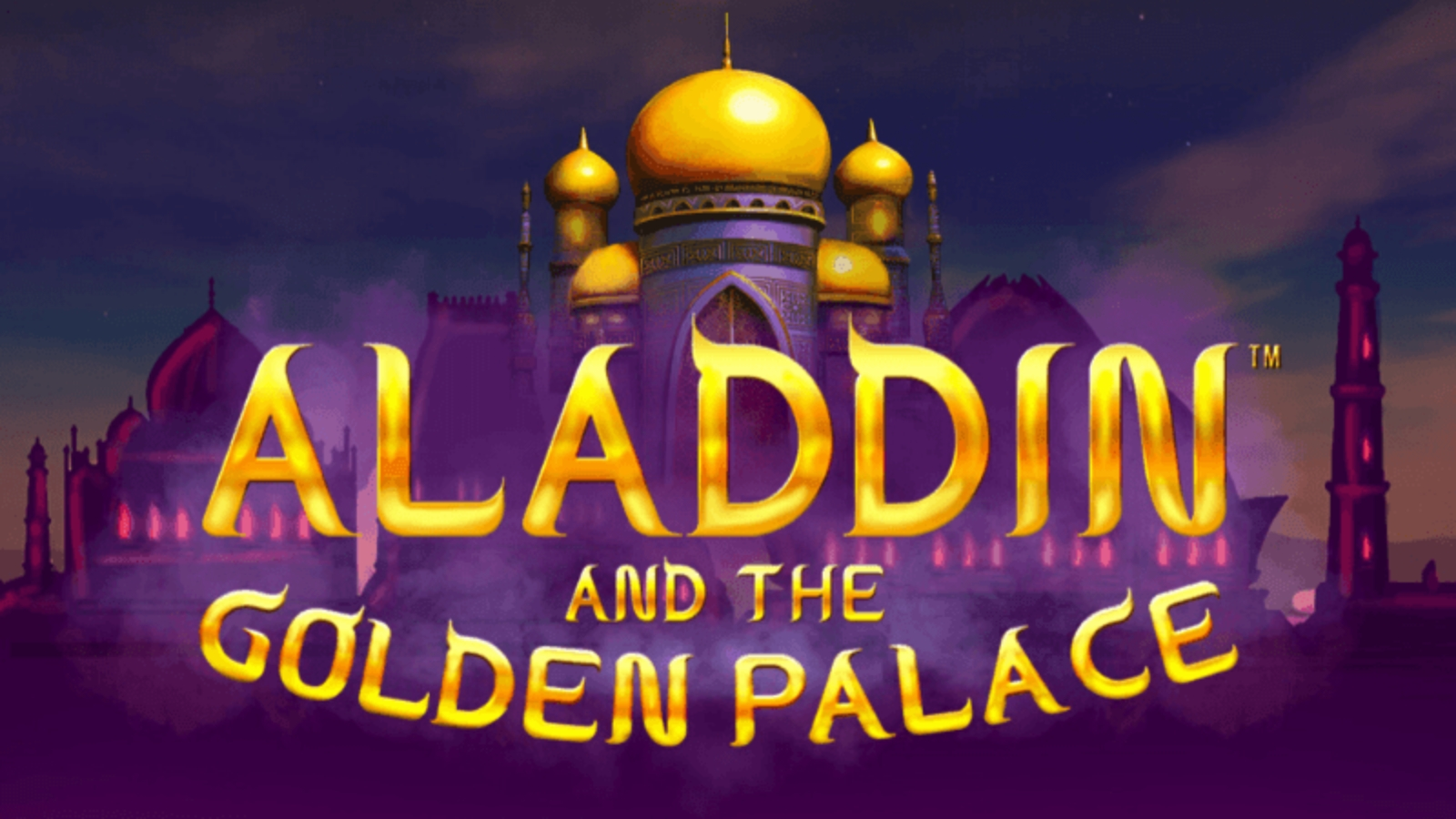 The Aladdin and the Golden Palace Online Slot Demo Game by Synot Games