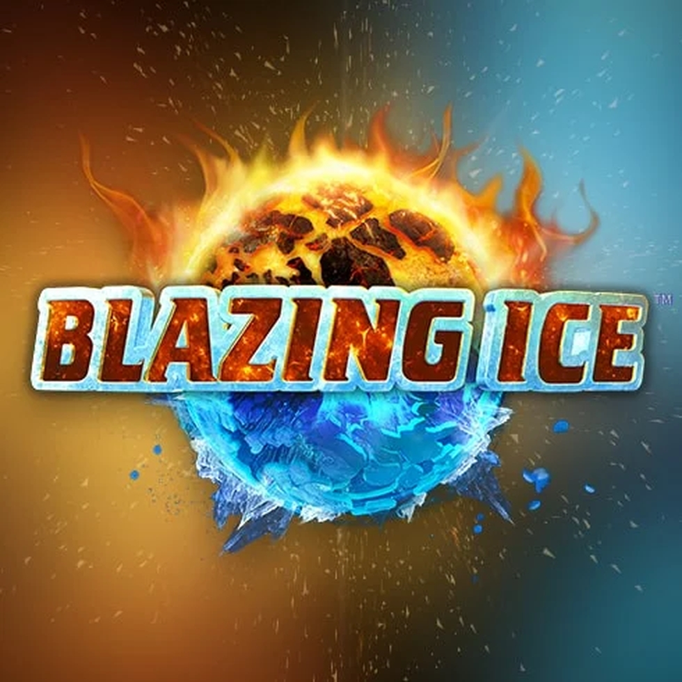 The Blazing Ice Online Slot Demo Game by Synot Games