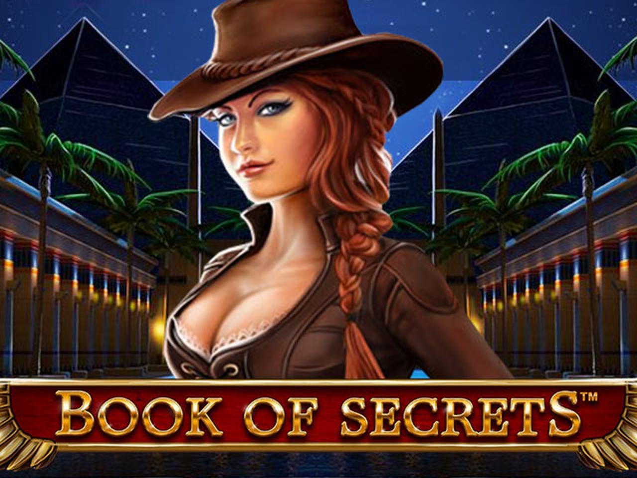 The Book of Secrets Online Slot Demo Game by Synot Games