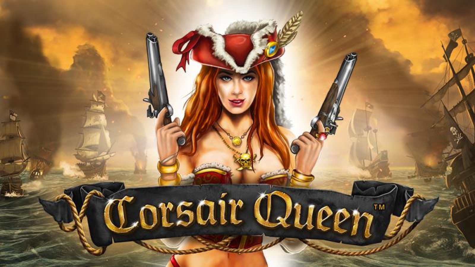 The Corsair Queen Online Slot Demo Game by Synot Games