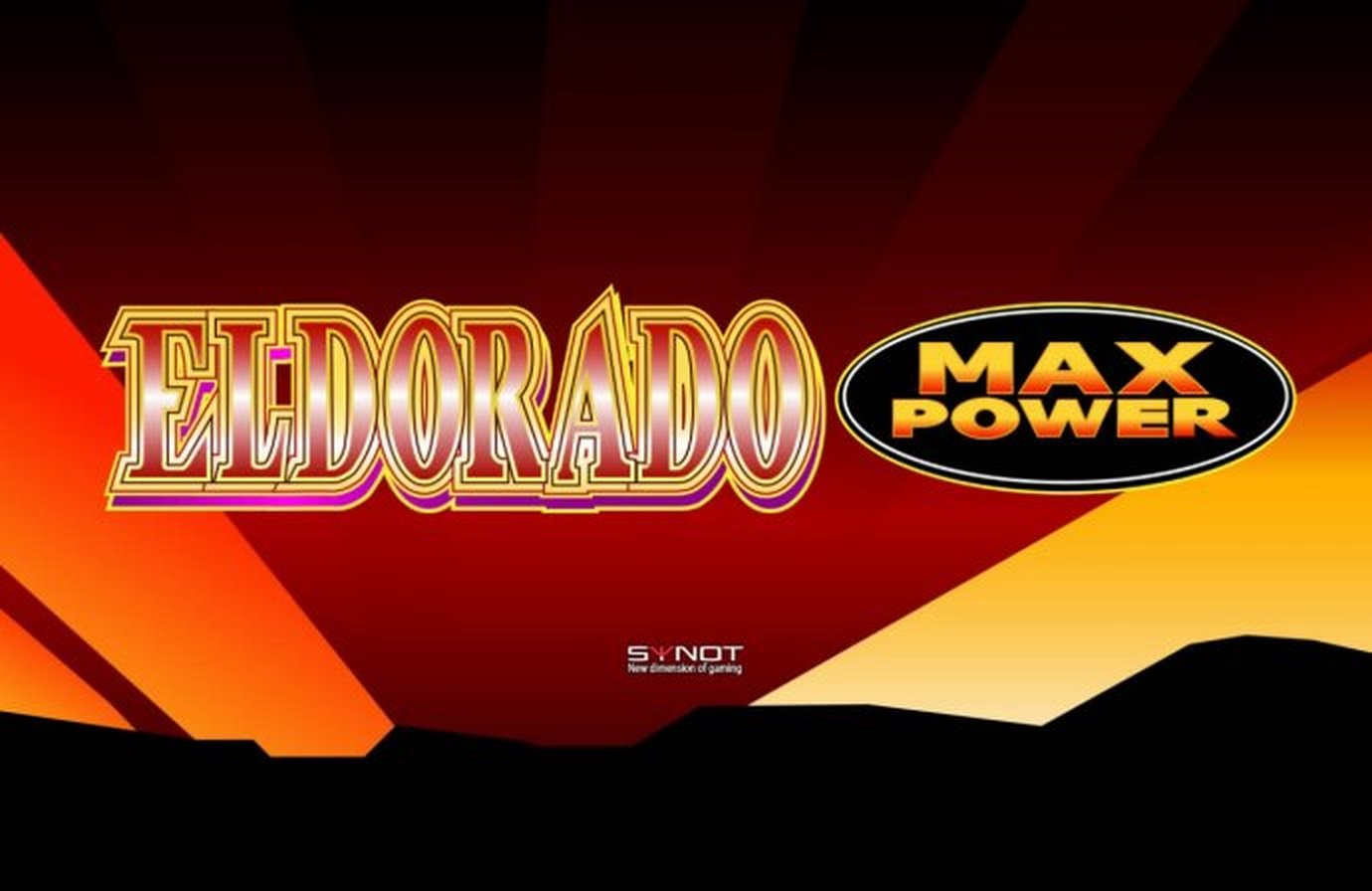The Eldorado (SYNOT) Online Slot Demo Game by Synot Games