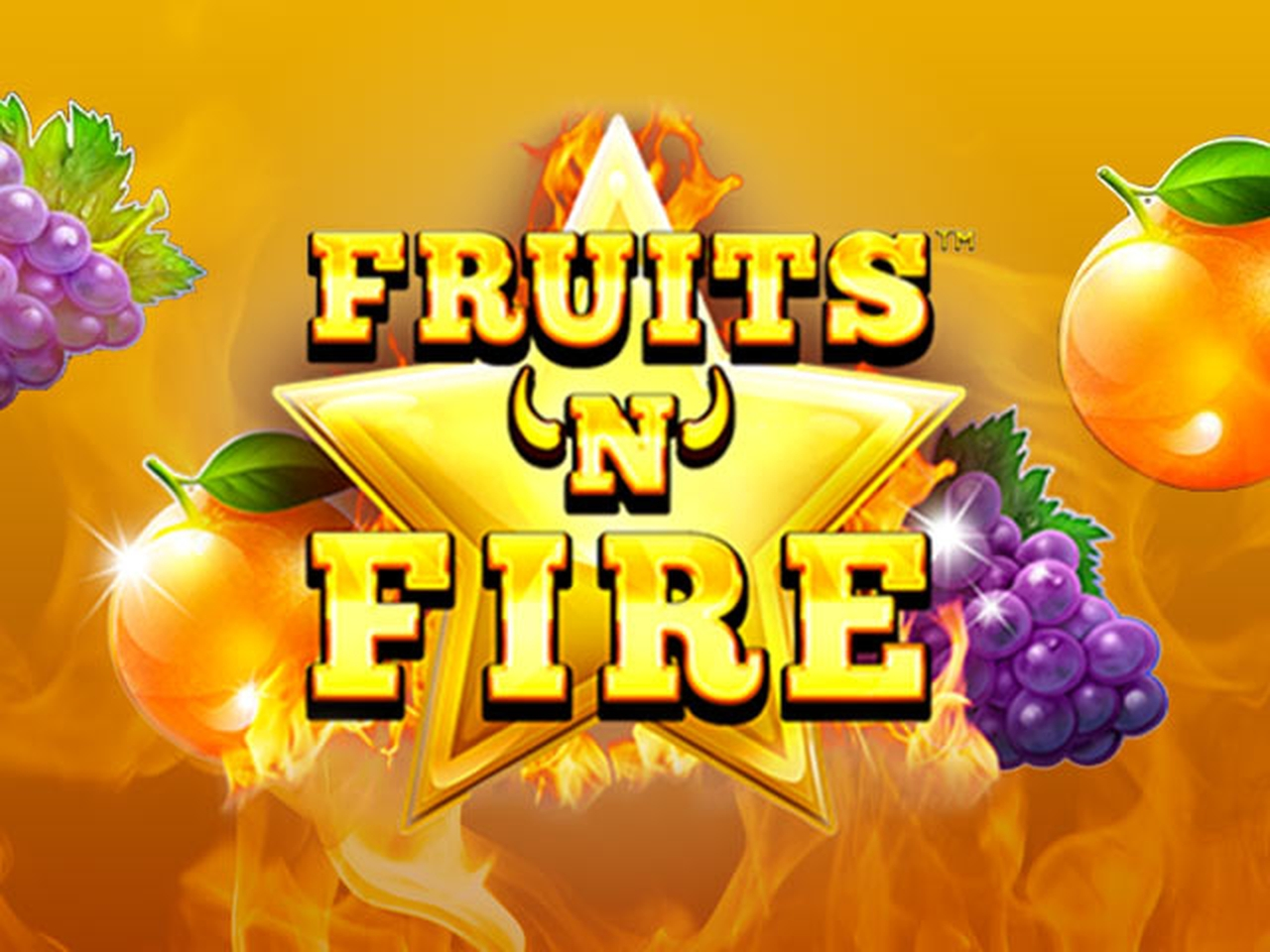 The Fruits and Fire Online Slot Demo Game by Synot Games
