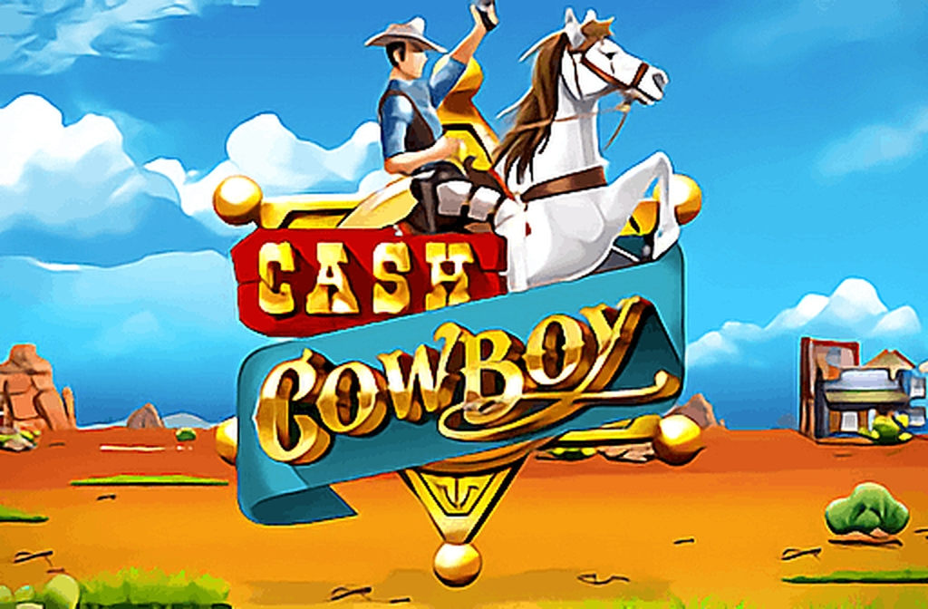 The Cash Cowboys Online Slot Demo Game by The Games Company