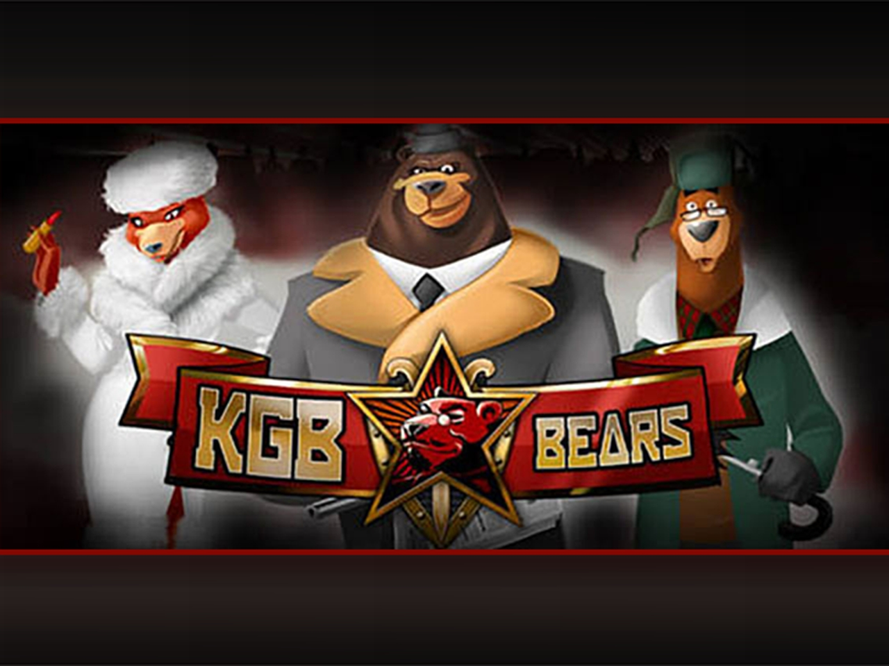 The KGB Bears Online Slot Demo Game by The Games Company
