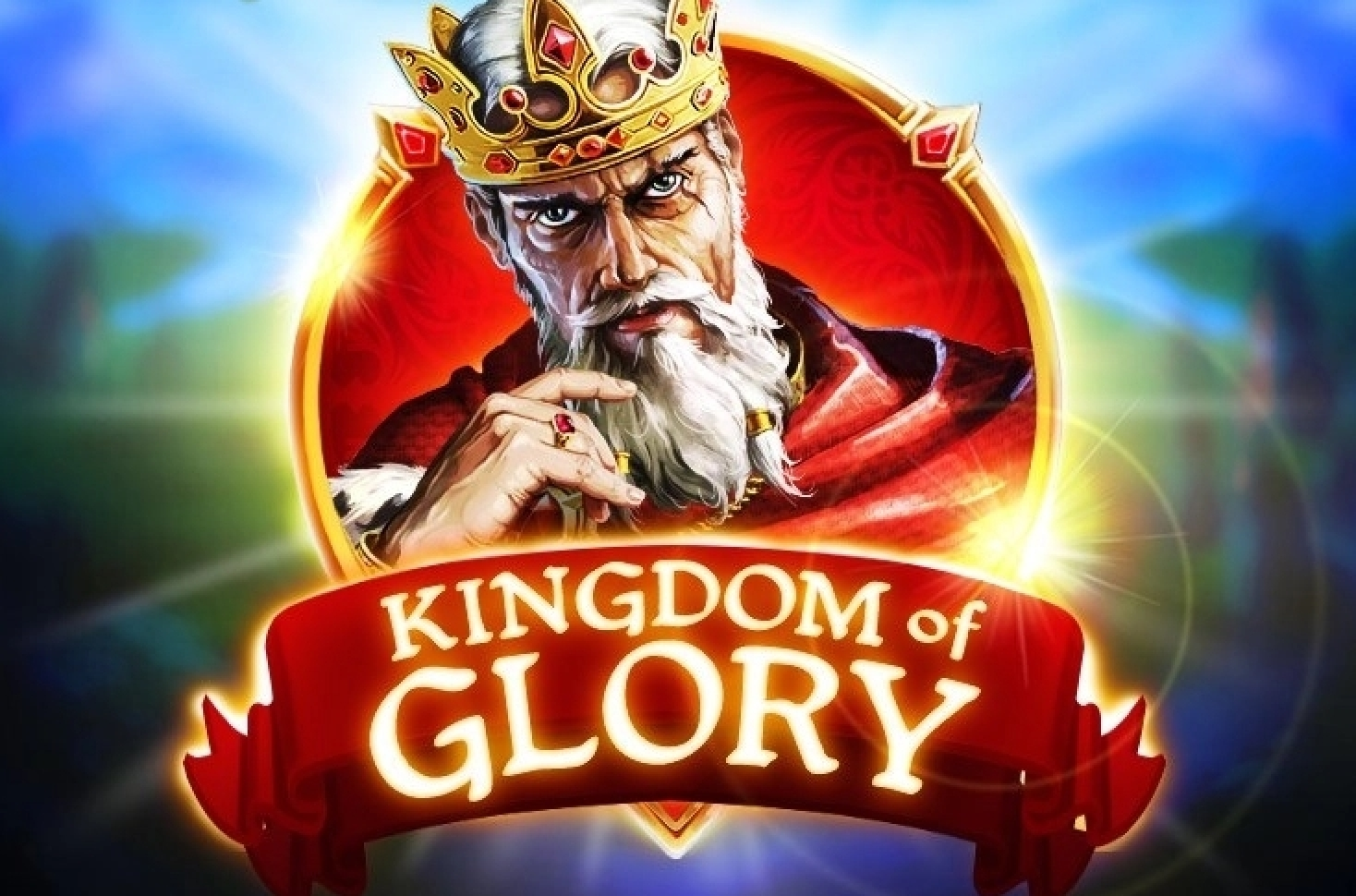 The Kingdom of Glory Online Slot Demo Game by Thunderspin