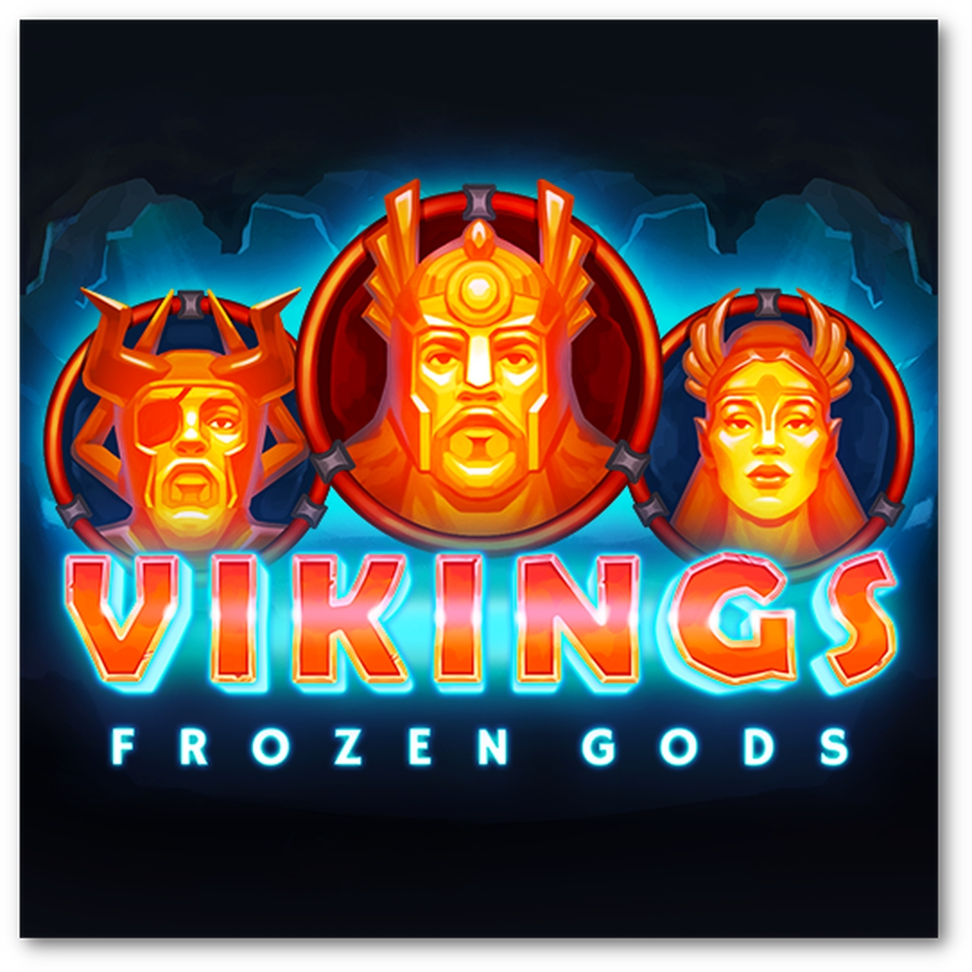 The Vikings Frozen Gods Online Slot Demo Game by Thunderspin
