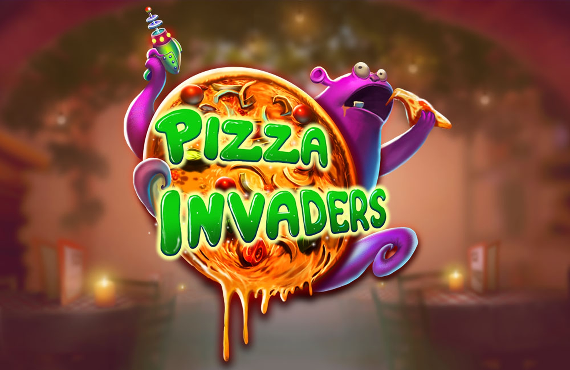 The Pizza Invaders Online Slot Demo Game by We Are Casino