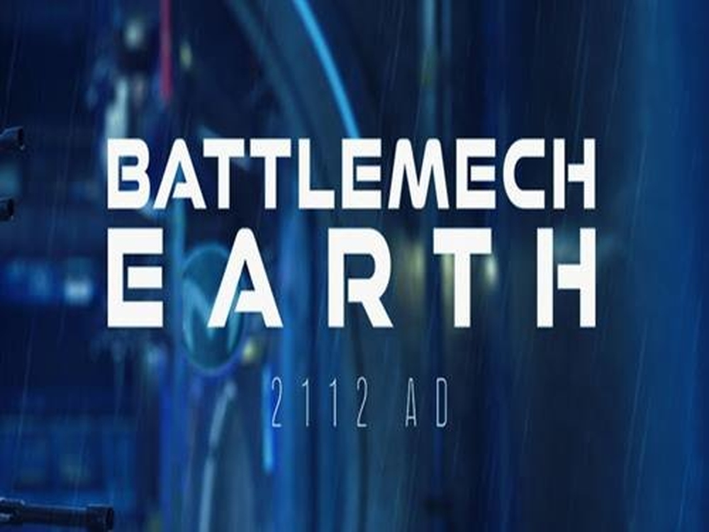 The Battlemech Earth Online Slot Demo Game by Maverick