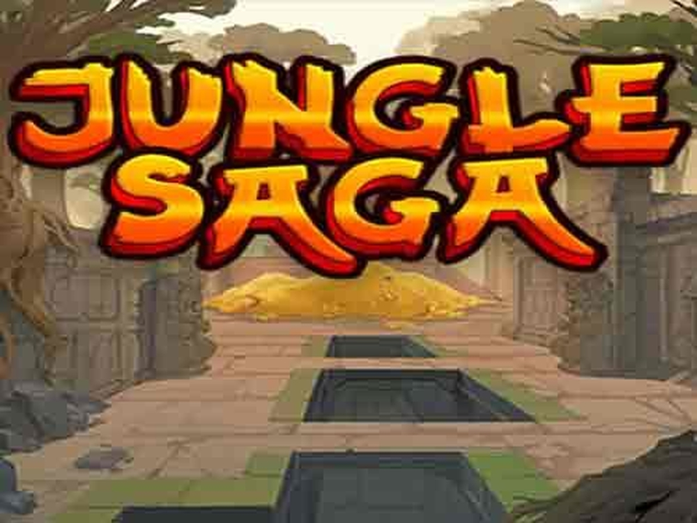 The Jungle Saga Online Slot Demo Game by Maverick