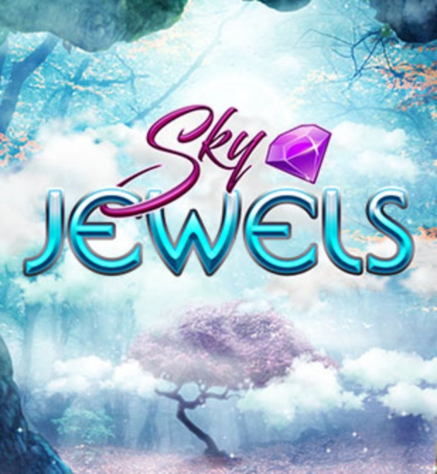 The Sky Jewels Online Slot Demo Game by Maverick